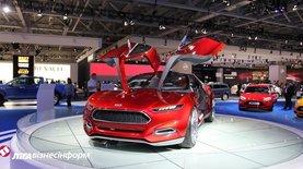 Автосалон в Москве: Kuga, Focus, Explorer и другие премьеры Ford