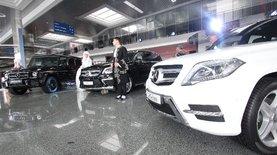 Столичное автошоу в Киеве: украинские премьеры Mercedes