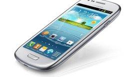 Samsung представила смартфон Galaxy S III mini