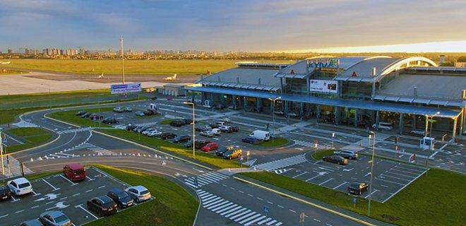 Аэропорт Киев установил рекорд по пассажиропотоку за день - Фото
