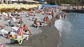 В России признали, что туристический сезон в Крыму сорван