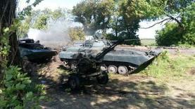 Силы АТО понесли большие потери: фото и видео из Волновахи