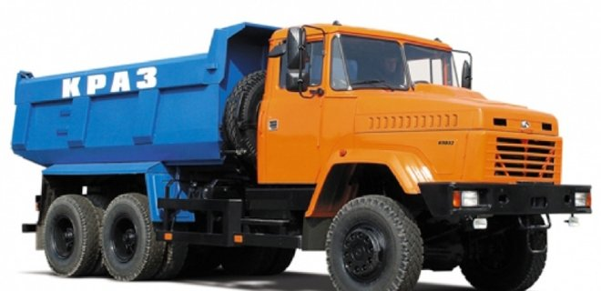 АвтоКрАЗ полностью отказался от российских комплектующих - Фото