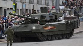 Цель - Армата. Что может Украина  против нового российского танка