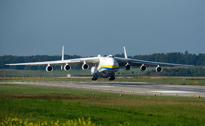 Украинский великан. Что может перевезти Мрия