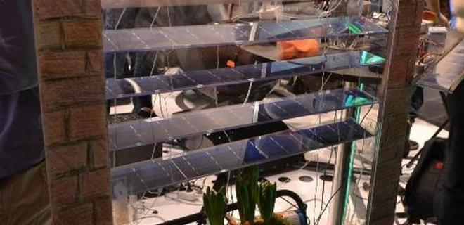 """Украинские """"умные"""" жалюзи SolarGaps привлекли $200 тыс. - Фото"""