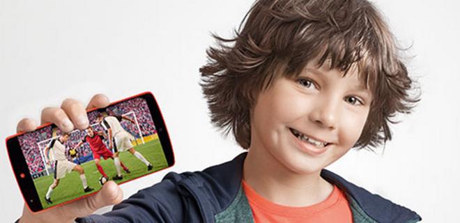 Евро-2016: футбол в мобильном телефоне - Фото
