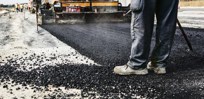 В Украине появятся дороги из угольных отходов - Фото