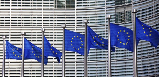 Еврокомиссия обещает помочь Украине в споре с Газпромом - Фото