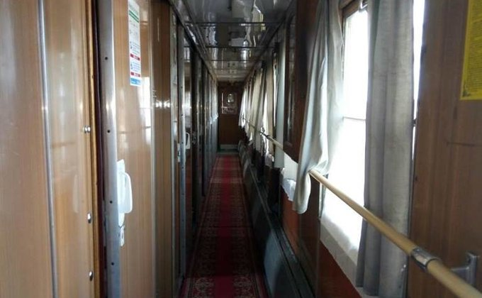 Укрзалізниця показала пассажирский вагон после капремонта: фото