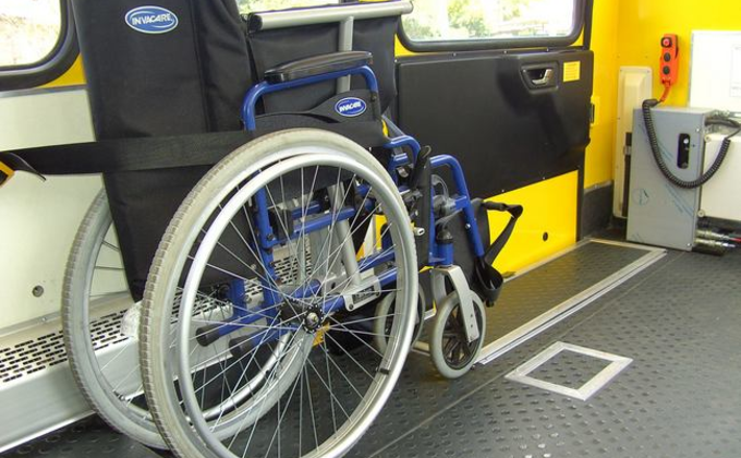 В Украине появился уникальный школьный автобус: фото