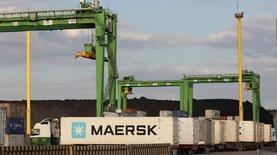 Maersk не будет перевозить грузы для санкционных компаний из РФ
