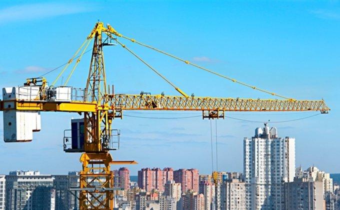 Сколько домов строится в Киеве