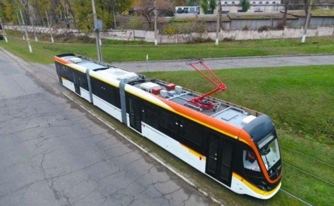 Новый трамвай Татра-Юг прошел ходовые испытания: фото