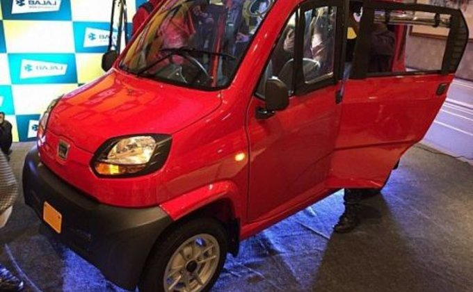 В Украине хотят продавать самый дешевый автомобиль в мире: фото