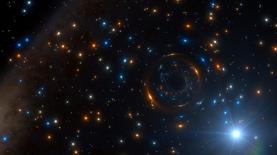 Кадр дня от NASA: уникальный звездный кластер в созвездии Паруса