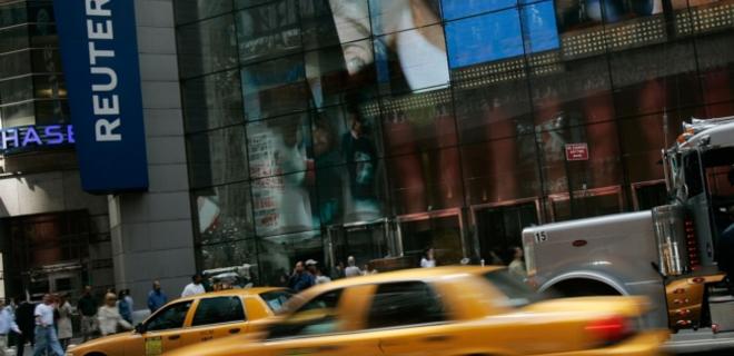 Инвестгруппа Blackstone собирается купить подразделение Reuters - Фото
