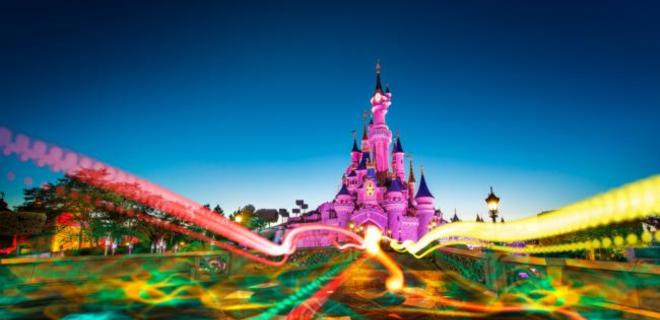 Walt Disney вложит 2 млрд евро в парижский Disneyland - Фото