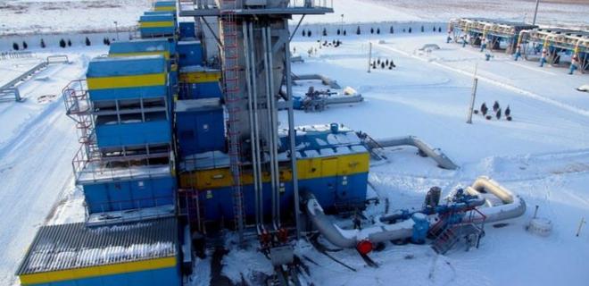 Газпром снизил давление на входе в украинскую ГТС на 20% - Фото