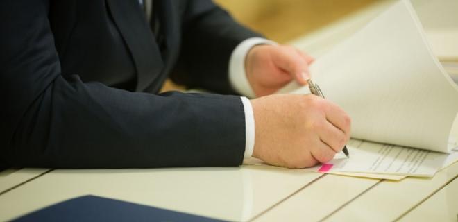 Порошенко подписал закон о приватизации - Фото