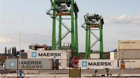 """Перевозчик Maersk заявил, что не уходит из """"большой Одессы"""""""