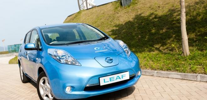 Спрос на электромобили в Украине резко вырос - Фото
