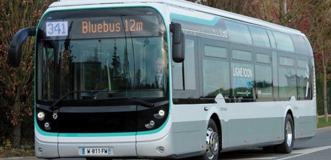 Богдан будет делать кузова для французских электробусов  - Фото