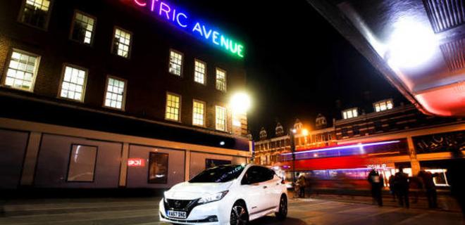 Nissan Leaf стал самым быстро продаваемым электрокаром Европы - Фото