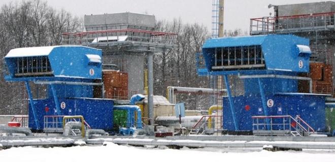 Газпром поднял давление на входе в ГТС до контрактного уровня - Фото