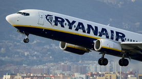 Зашли на второй круг. Ryanair снова летит в Украину