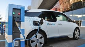 В Украине удвоилось количество регистраций электромобилей