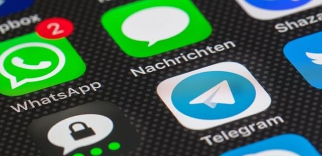 В работе мессенджера Telegram произошел массовый сбой - Фото