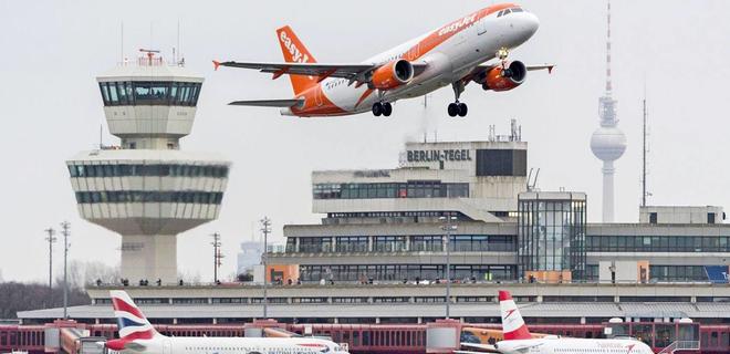 Борисполь ведет переговоры с лоукостами еasyJet и Germanwings - Фото