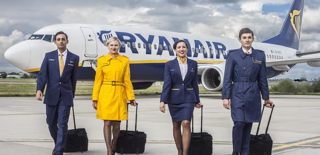 Ryanair и Борисполь не могут согласовать время полетов в Киев - Фото