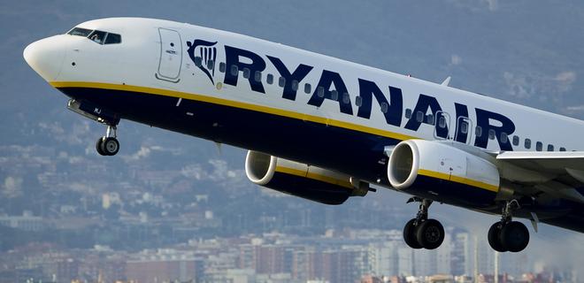 Аэропорт Борисполь заплатит USD 15 млн за полеты Ryanair в Украину - Фото