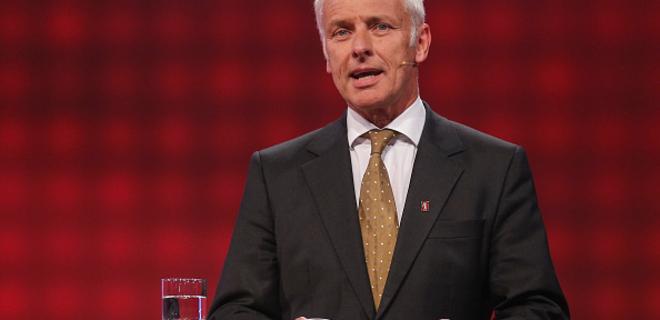Глава Volkswagen может уйти в отставку - СМИ  - Фото