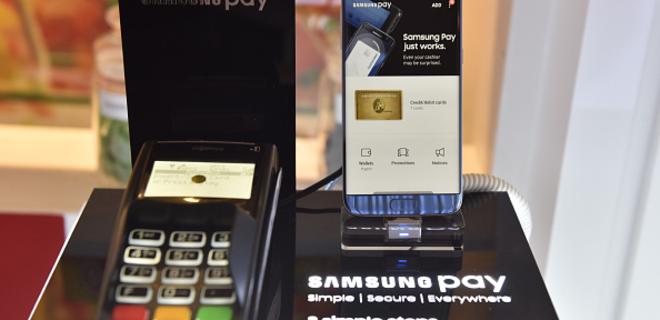 Платежная система Samsung Pay получила интеграцию с PayPal - Фото