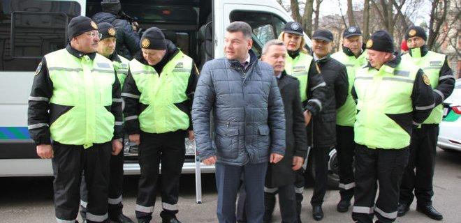 Кабмин отстранил от должности главу Укртрансбезпеки - Фото