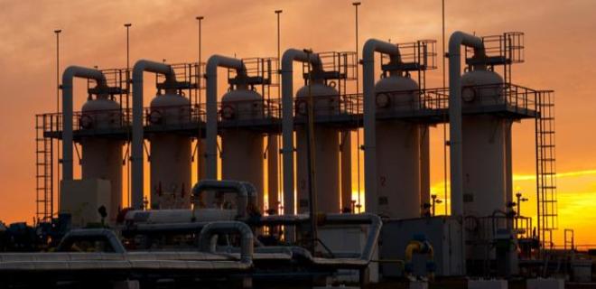 Украина начала сезон закачки газа в ПХГ - Фото