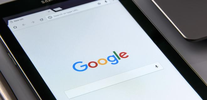В России заблокировали технический домен Google - Фото