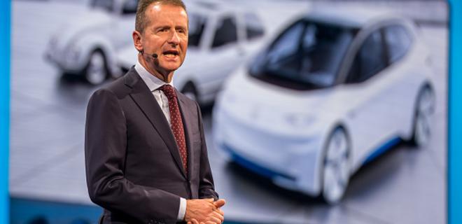 Набсовет Volkswagen определился с новым главой компании - Фото
