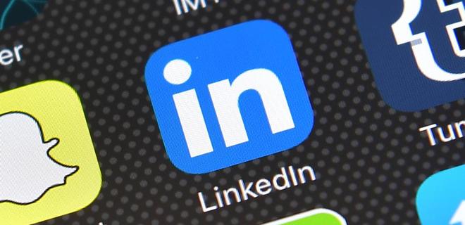 Российские санкции против соцести LinkedIn ударили по Газпрому - Фото