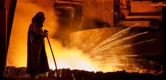 Мировое потребление стали замедлится - ArcelorMittal - Фото