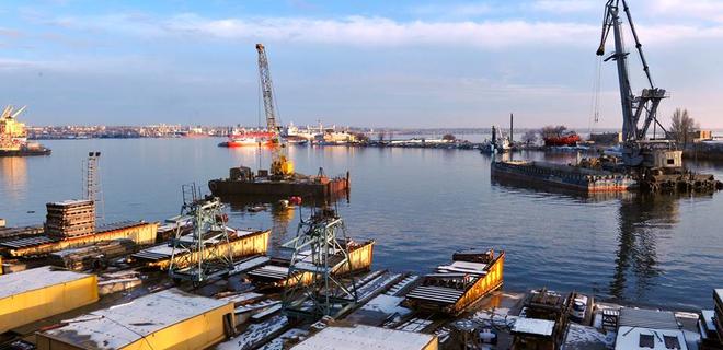Нибулон начнет строить собственный морской флот - Фото