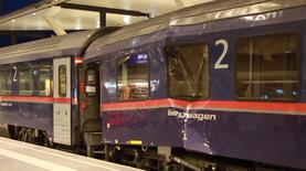 В Австрії на залізничному вокзалі зіткнулися потяги