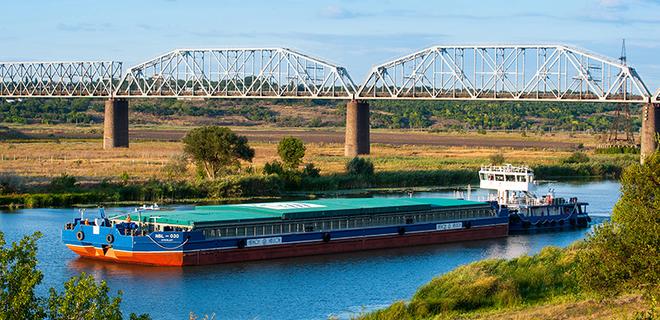 Нибулон увеличит речные перевозки агропродукции до 5 млн т в год - Фото