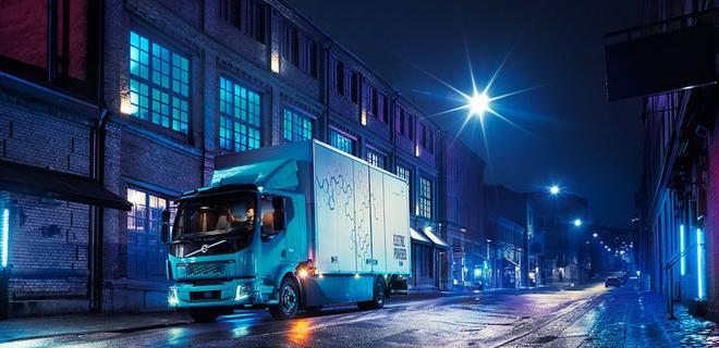 Прибыль концерна Volvo увеличилась на четверть - Фото
