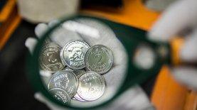 НБУ сегодня вводит в обращение новые монеты номиналом 1 и 2 грн