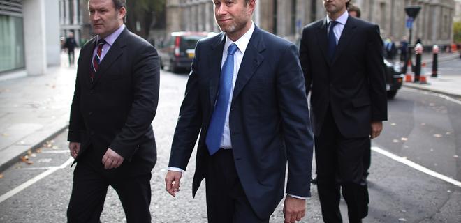 Российский миллиардер предстал перед судом по иску ЕБРР - Фото
