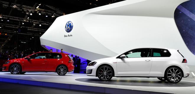 Названы 10 самых продаваемых автомобилей в Европе - Фото
